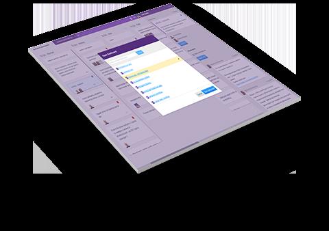 Kanbanchi dashboard
